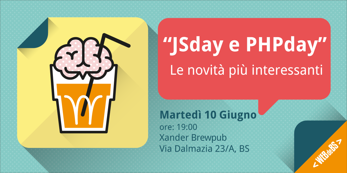 BrainPirlo JSday PHPday